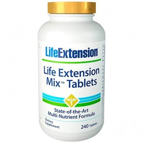 Life Extension Mix (240 tabletes) - Life Extension