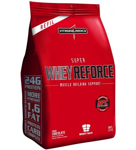 Super Whey Reforce Body Size (907g) (Refil - Saco) - IntegralMédica