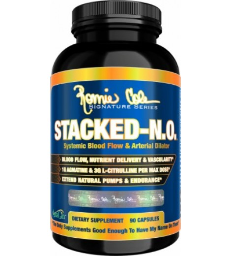 Stacked NO - Ronnie Coleman