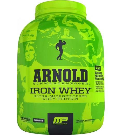 Arnold Iron Whey - 2270g