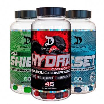 Combo: Hydra + Cycle Reset + Cycle Shield - Dragon Pharma