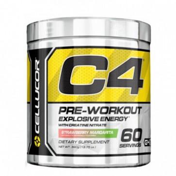C4 Extreme - Cellucor-60 porções