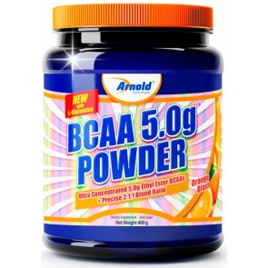 BCAA 5.0 Powder (400g) - Arnold Nutrition