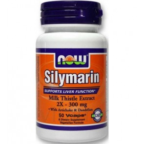 Silimarina Now Foods 300mg