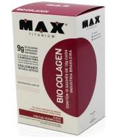 Bio Colagen (10 sachês) - Max Titanium
