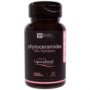 Phytoceramides (Hidrata a pele) 30 cápsulas - Sports Research
