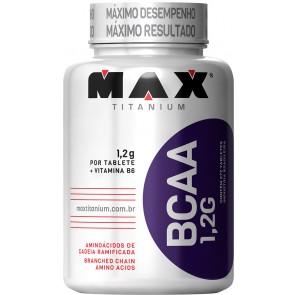 BCAA 1,2G (272 tabletes) - Max Titanium