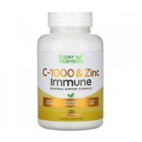 Vitamina C 1,000  (120 vcaps)