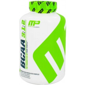 BCAA Core 3:1:2 (240 cápsulas) - Muscle Pharm