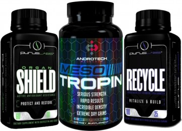 Combo MesoTROPIN - Androtech Research