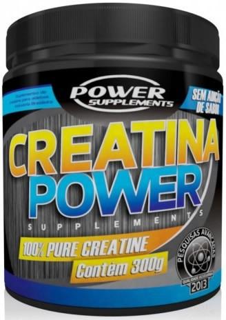 Creatina Power (300g) - Power Supplements