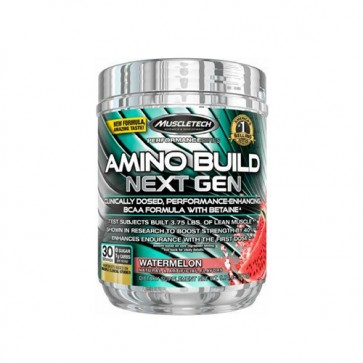 AMINO BUILD NEXT GEN - MuscleTech (30 doses)  Muscletech
