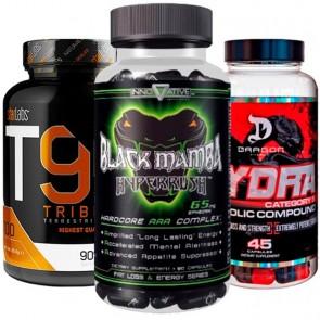 Combo: Black Mamba + Hydra + T90 Tribulus