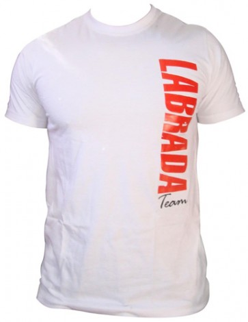Camiseta Branca Labrada