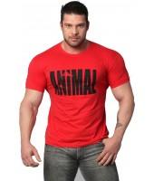 Camiseta ANIMAL Vermelha - Universal