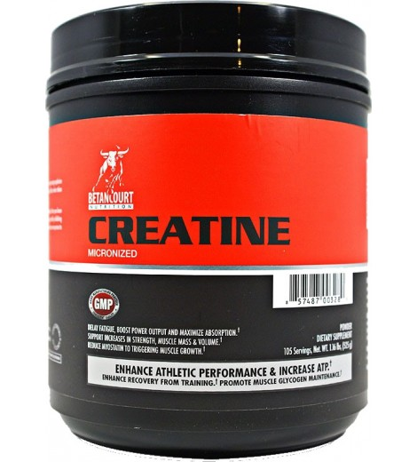 Creatina (525g) - Betancourt Nutrition