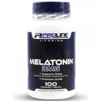 Melatonina 3mg 100s PLV - ProLine