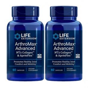 Combo: 2 ArthroMax (60 caps) - Life Extension
