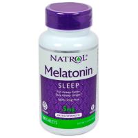 Melatonina Time Release 5mg (100 Tabletes) Natrol