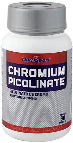 Chromium Picolinate [Picolinato de Cromo] (90 cápsulas) - Nutrisport