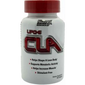 Lipo 6 CLA (45 cápsulas) - Nutrex