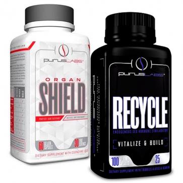 Combo TPC - Organ Shield + Recycle - Purus Labs Purus Labs
