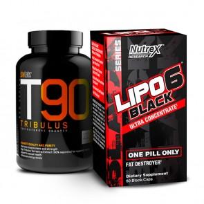 Combo: Lipo 6 Black + T90 Tribulus