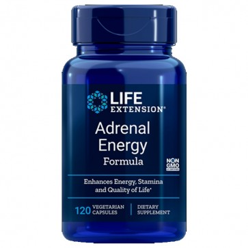 Adrenal Energy (120 caps) - Life Extension Life Extension