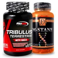 Combo: Tribulus - Pro Size + M Stane - Dynamic