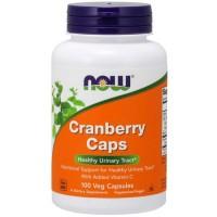Cranberry (100 cápsulas) - Now Foods