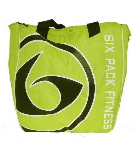 Prodigy Tote (Verde c/ Preta) - Six Pack Fitness