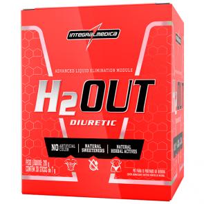 H2OUT (30 sticks) - Integralmédica