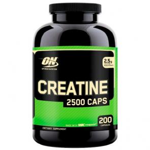 Creatina 2500 (200 caps) - Optimum Nutrition