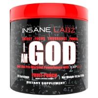 I Am God (25 doses) - Insane Labz