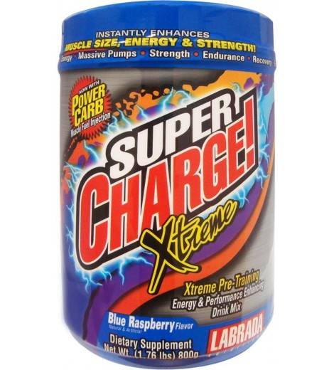 Super Charge Xtreme Labrada