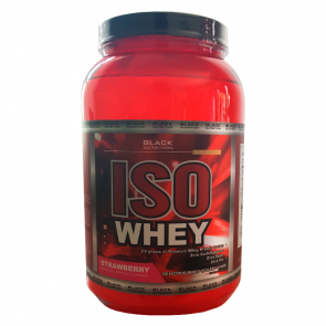 Iso Whey (907g) - Black Nutrition