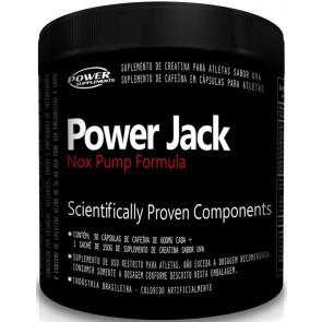 Power Jack Nox Pump Formula - Power Supplements