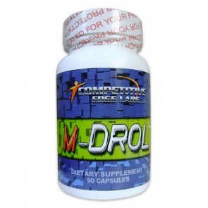 M-Drol - Competitive Edge Labs - 90 caps