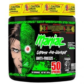 Maniac Extreme Pre-Workout (300g) - Terror Labz