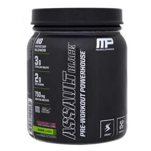 ASSAULT BLACK - MusclePharm (372g)