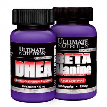 Combo: Beta Alanina + DHEA 50mg - Ultimate Nutrition Ultimate Nutrition