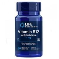 Metilcobalamina (60 lozenges) - Life Extension
