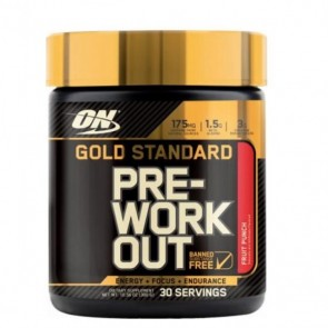 Pre Workout Gold Standard, 30 doses - Optimum Nutrition