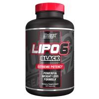 Lipo 6 Black - Nutrex - 120 Cápsulas