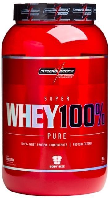 Super whey 100 integralmedica