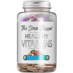Healthy Vitamins (90 caps) - The One Supps