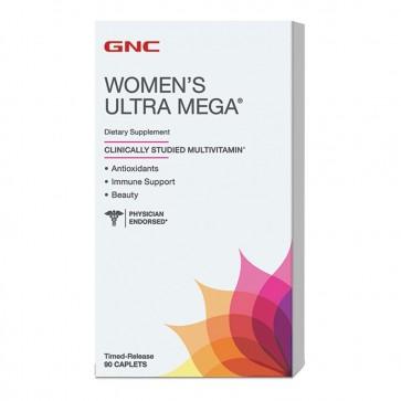 WOMEN'S ULTRA MEGA - GNC (90 cápsulas)