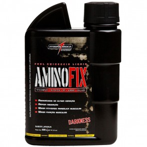 Amino Fix Liquid Darkness (650ml) - IntegralMédica
