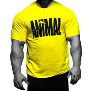 Camiseta ANIMAL Amarela - Universal