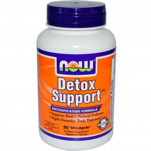Detox Support - Now Foods